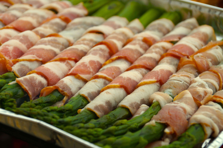 Grilowane Szparagi W Boczku Przekaski Na Impreze Blog Kulinarny