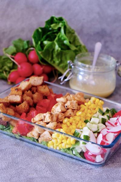 salatkazkurczakiemiwarzywami
